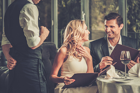 Image : Dining Etiquette