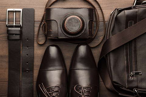 Image : Men's Business Grooming