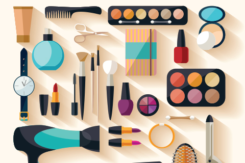 Image : Make-Up and Make-Overs