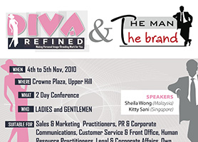 The Brand The Man & Diva Refined – Sheila in Kenya