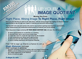UP YOUR IMAGE QUOTIENT (UYIQ4)