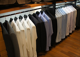 Shopping and Suiting for Men