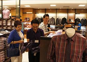 PBS-6 Graduates Shopping Spree