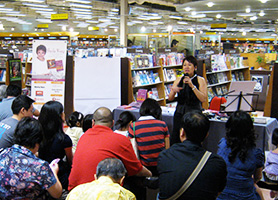 Book Talks and Autograph sessions