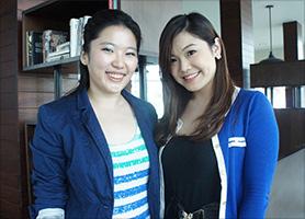 Sharon Tan – PhD Student with Winning Image