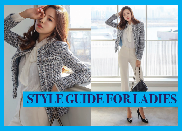 Style Guide for Ladies Business Formal Dress Code